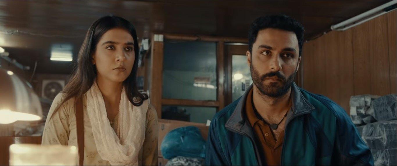 Pakistani Movies - Laal Kabootar