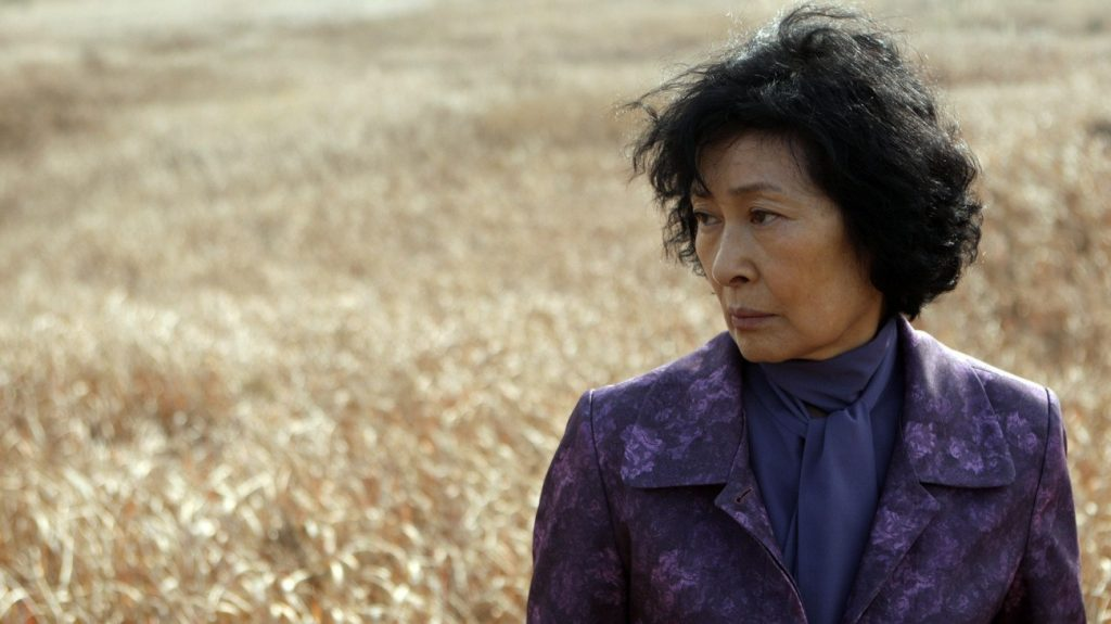 Bong Joon-Ho Film the mother
