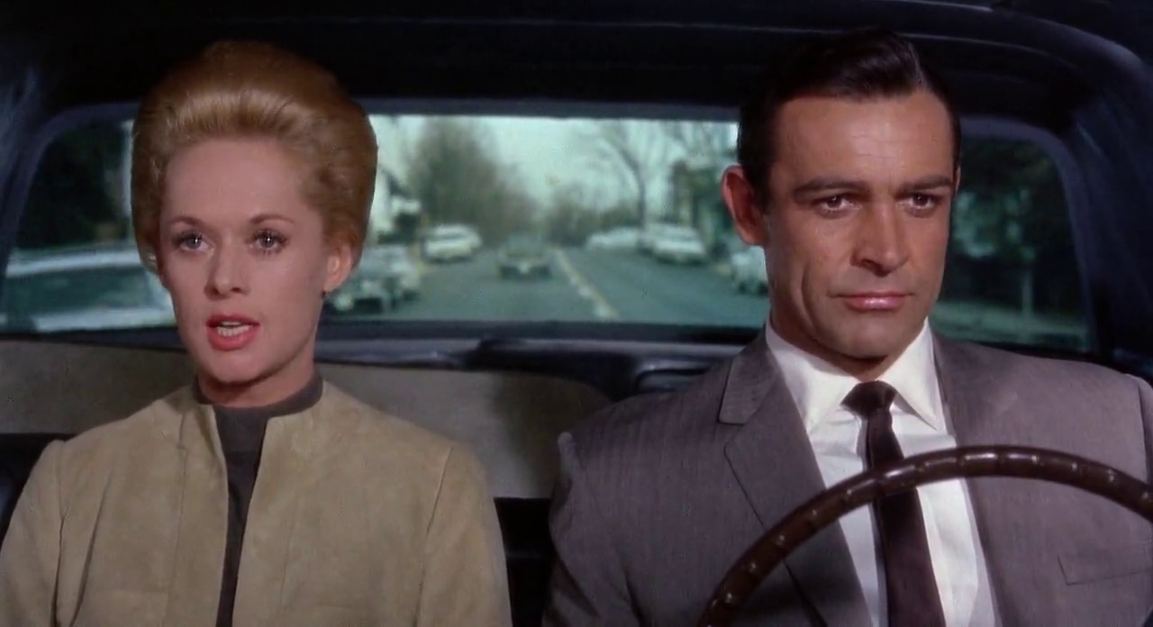Lookback at Hitchcock: Marnie [1964] - High On Films