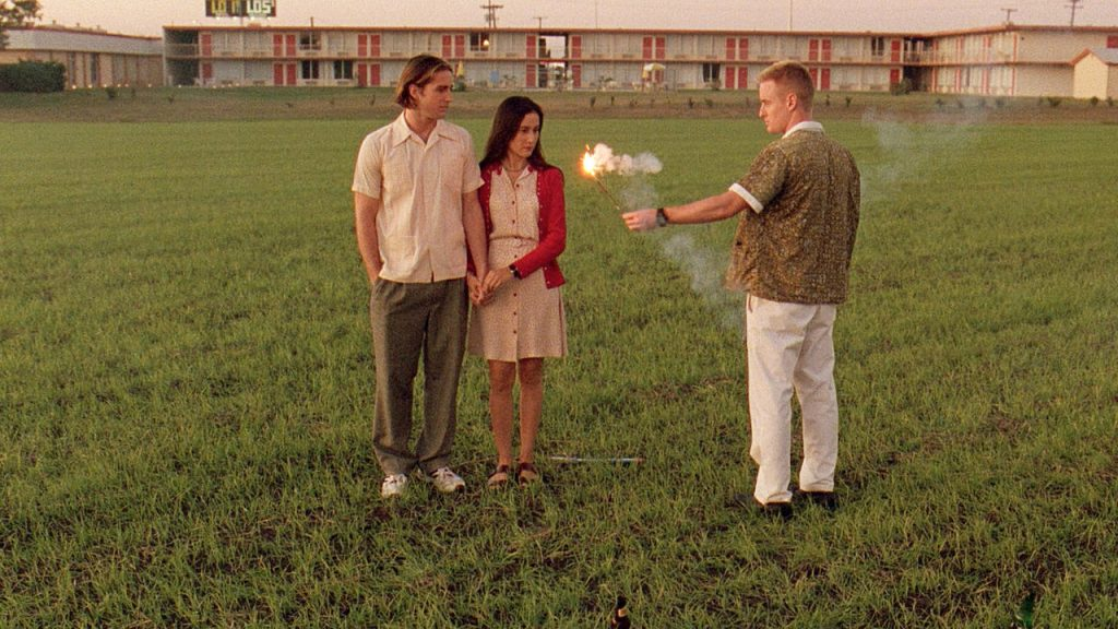 Wes Anderson Film Bottle Rocket 1996