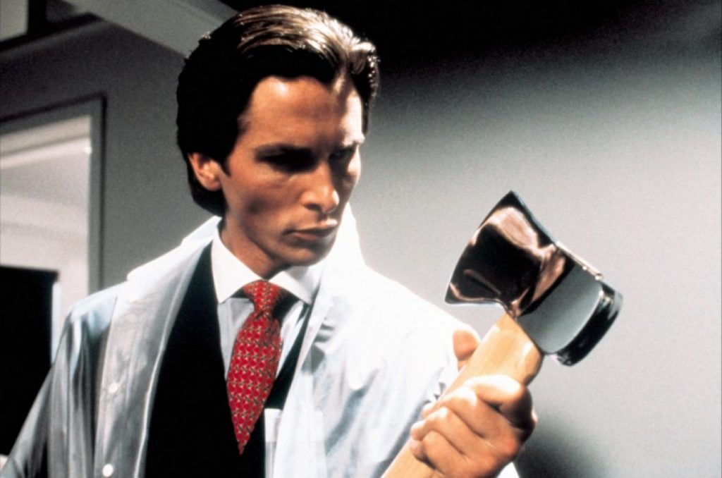 christian bale movie performances 4 american psycho