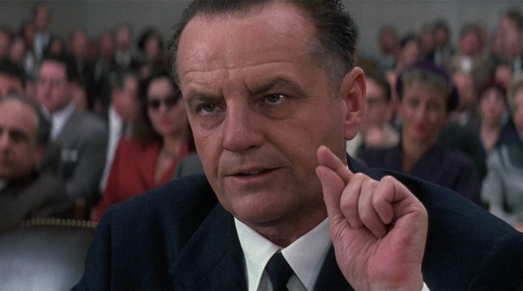 jack nicholson movie performances 9 Hoffa