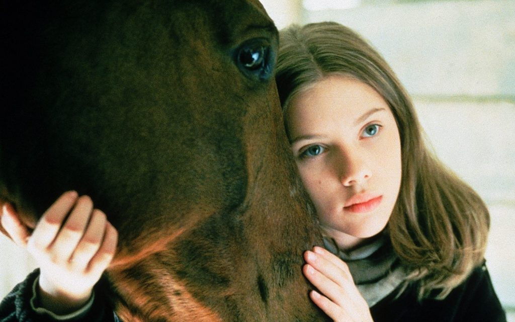 scarlett johansson movie performances 9 The Horse Whisperer