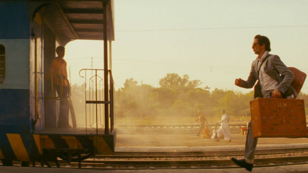 wes anderson film the darjeeling limited 2007
