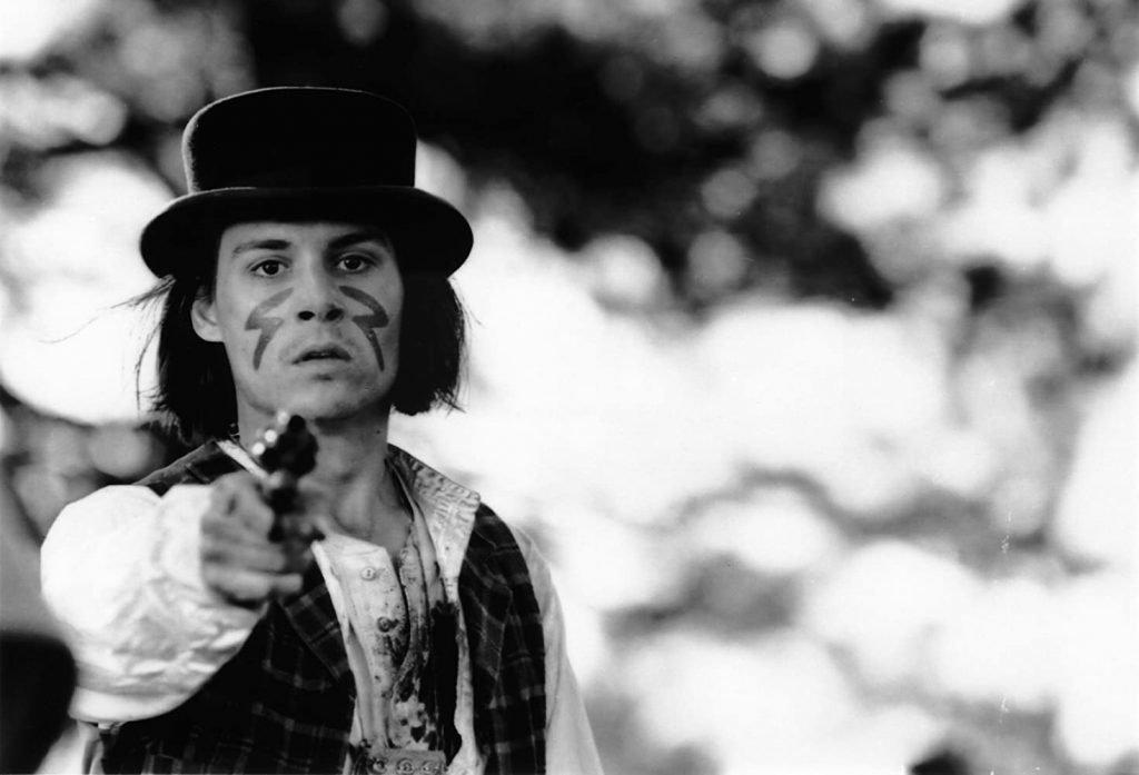Johnny Depp Movies dead man