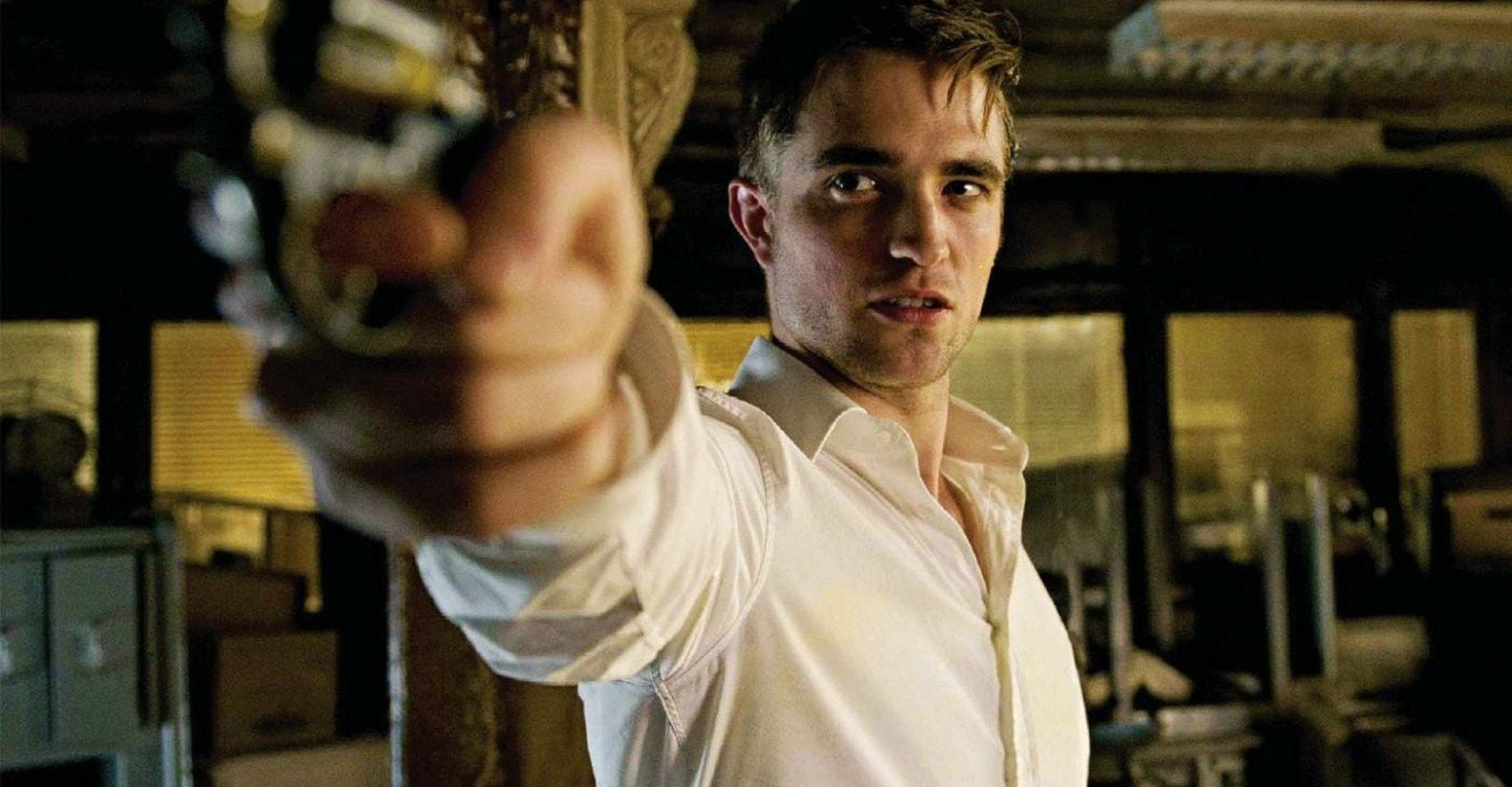 Robert Pattinson Movie