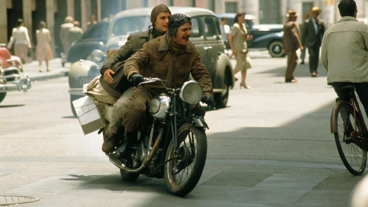 Che Guvera The Motorcycle Diaries