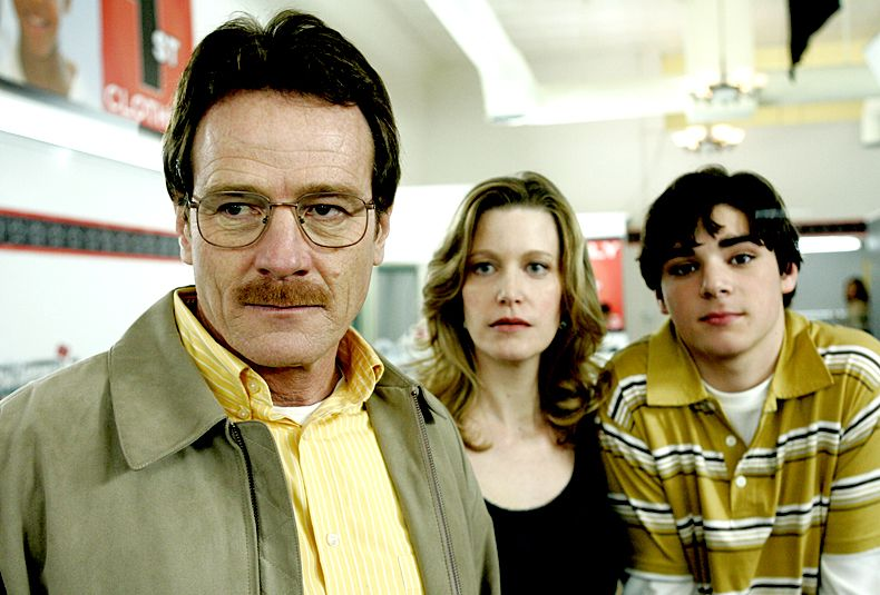 Walter White and Family