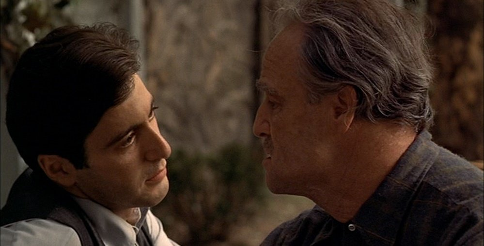 Iconic American Movies - The Godfather 1, 2