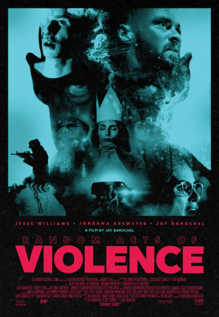 Random Acts Of Violence Trailer