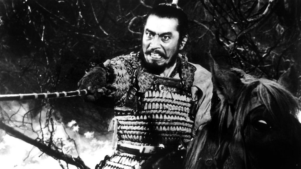 akira kurosawa shakespeare throne of blood