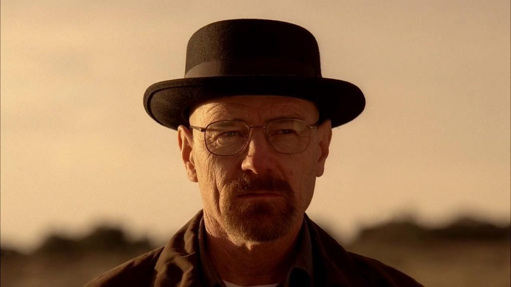 Walter White 05 Heisenberg