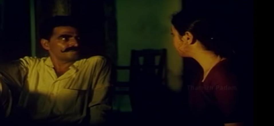 Sayaji Shinde and Devyani in Bharathi (2000)