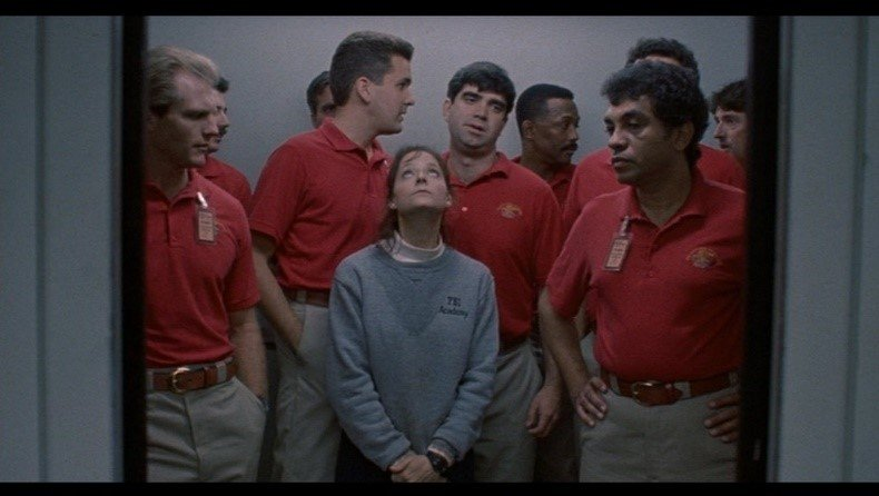 The Silence of the Lambs (1) - highonfilms