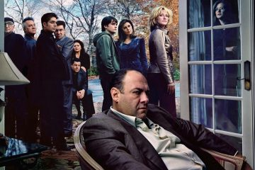 Tony Soprano from The Sopranos
