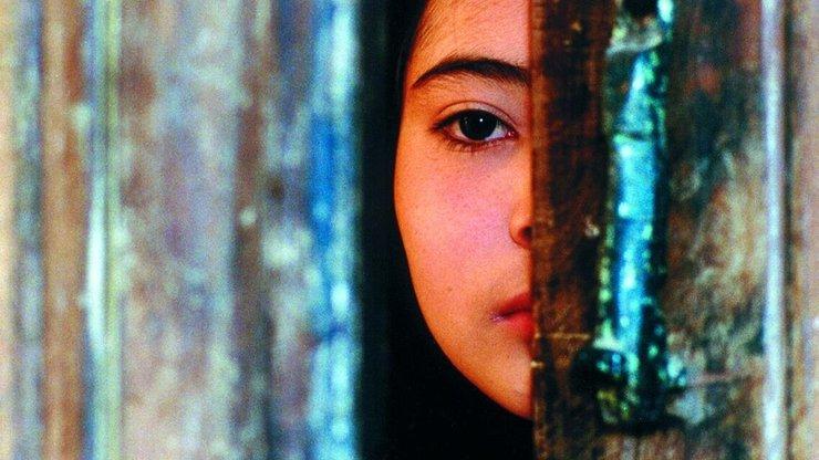 Zahra Bahrami as Baran in Majid Majidi's Baran