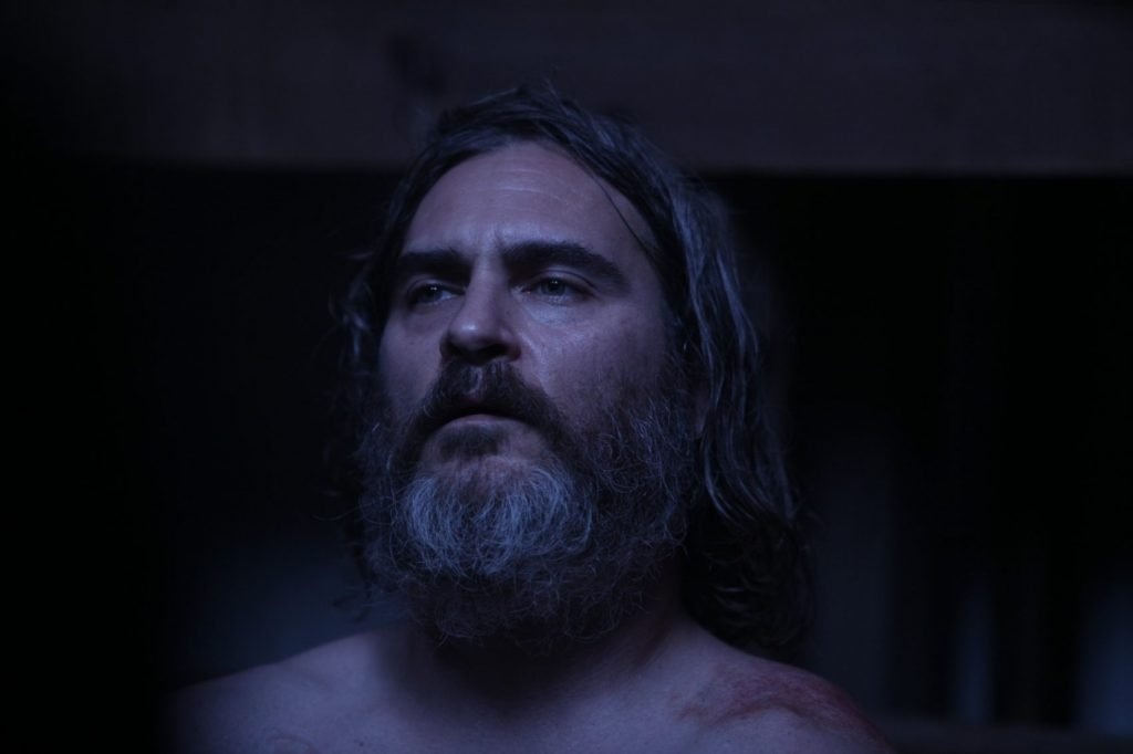 Joaquin Phoenix 5 You were never really here