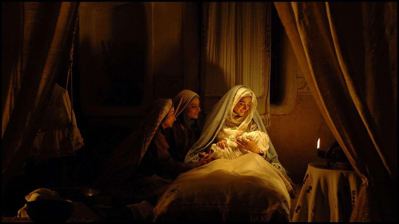 Scene from Majid Majidi's Muhammad: The Messenger of God