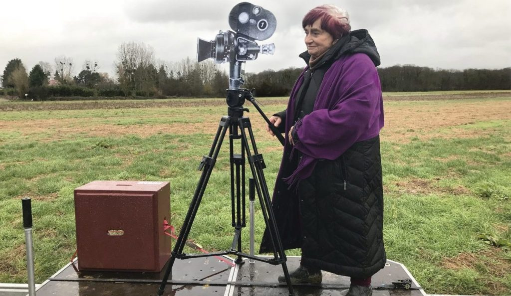 Agnès Varda Great Female Filmmakers