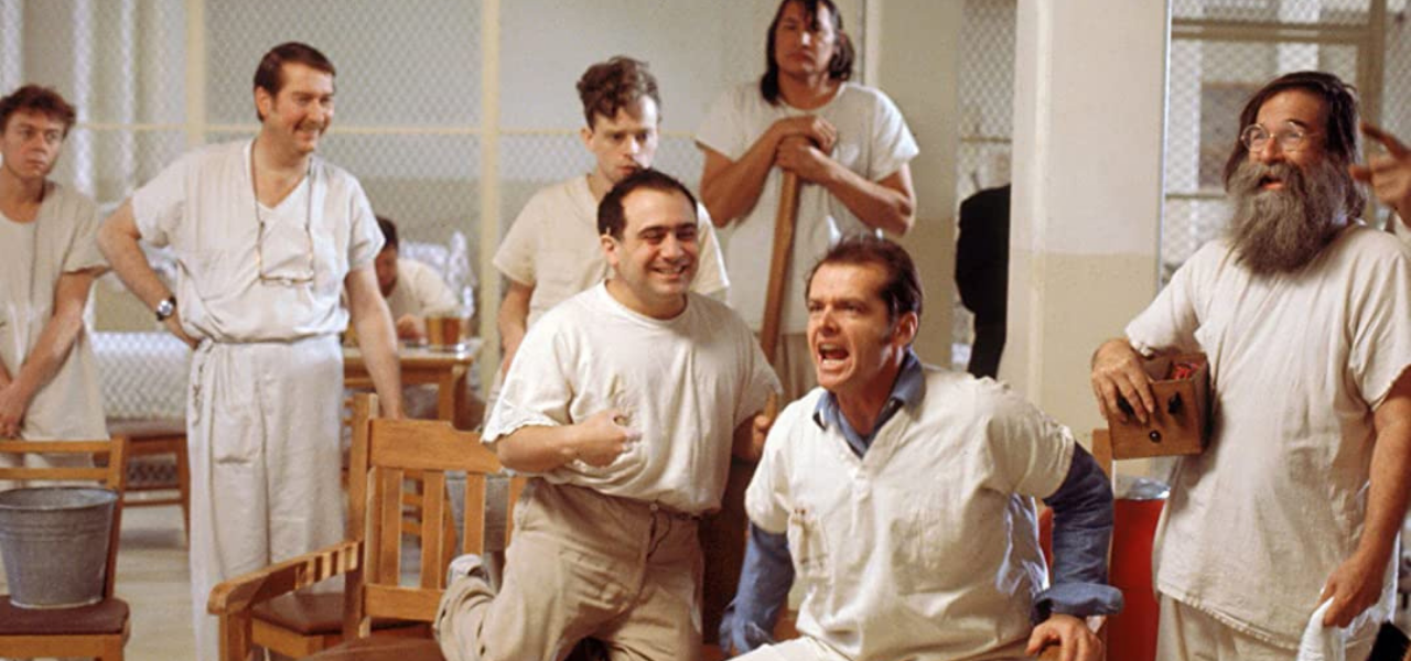 Movies Like Dead Poets Society - One Flew Over the Cuckoo's Nest
