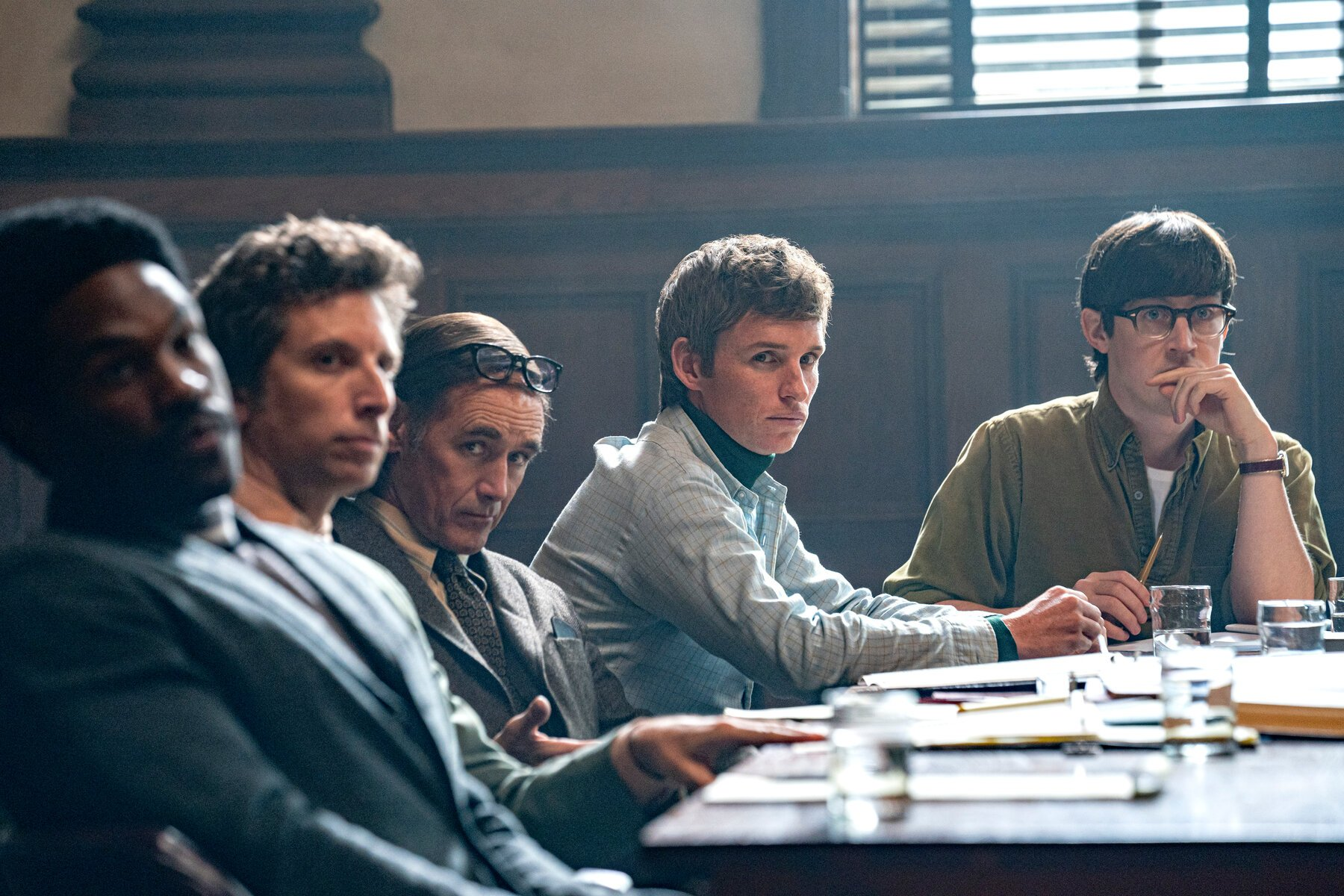 Netflix Oscar Race Chicago
