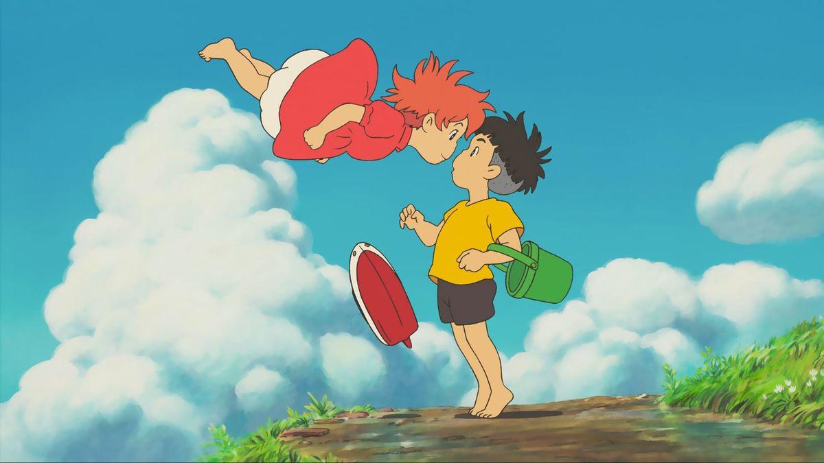 Studio Ghibli Movies - Ponyo