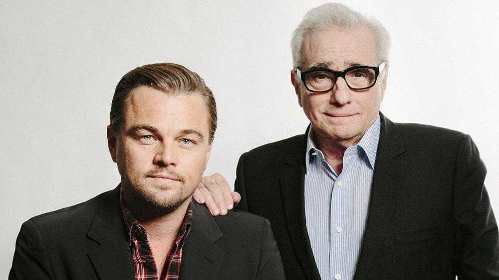 Leonardo DiCaprio New Movies with Martin Scorsese