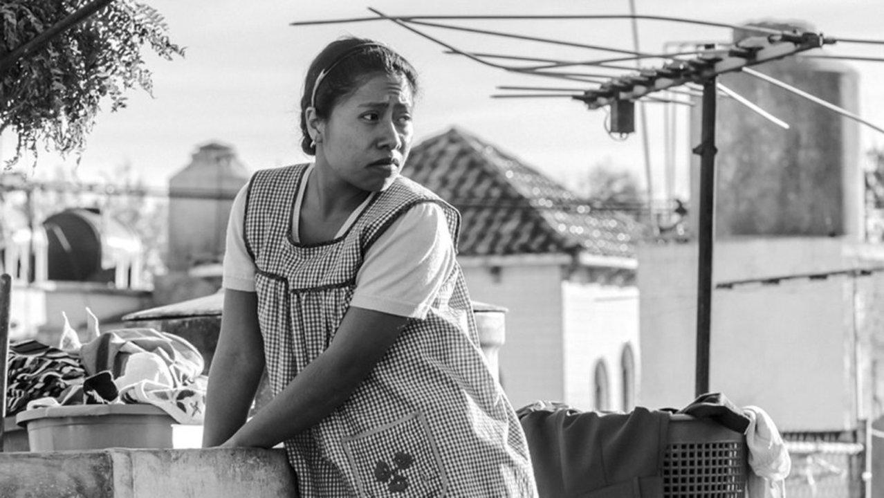 Black and White Movies - Roma