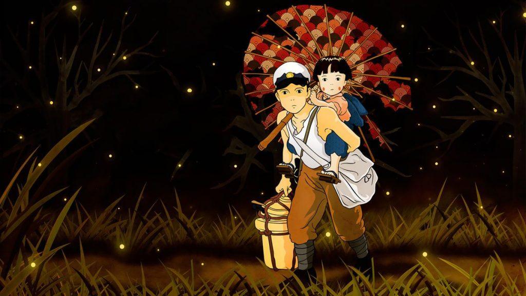 Studio Ghibli's anti-war drama - Grave of the Fireflies