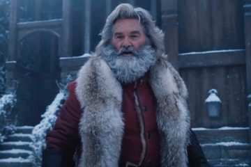 Movie Santas Kurt Russell