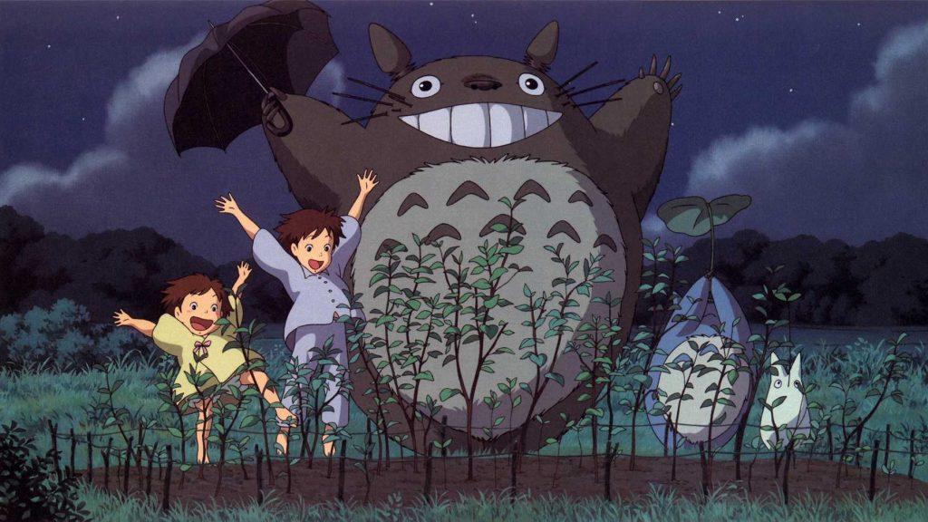 Studio Ghibli My Neighbour Totoro