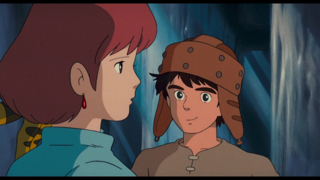 Nausicaä of the Valley of theWind