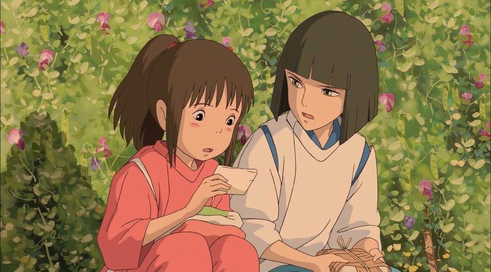 Studio Ghibli Spirited Away