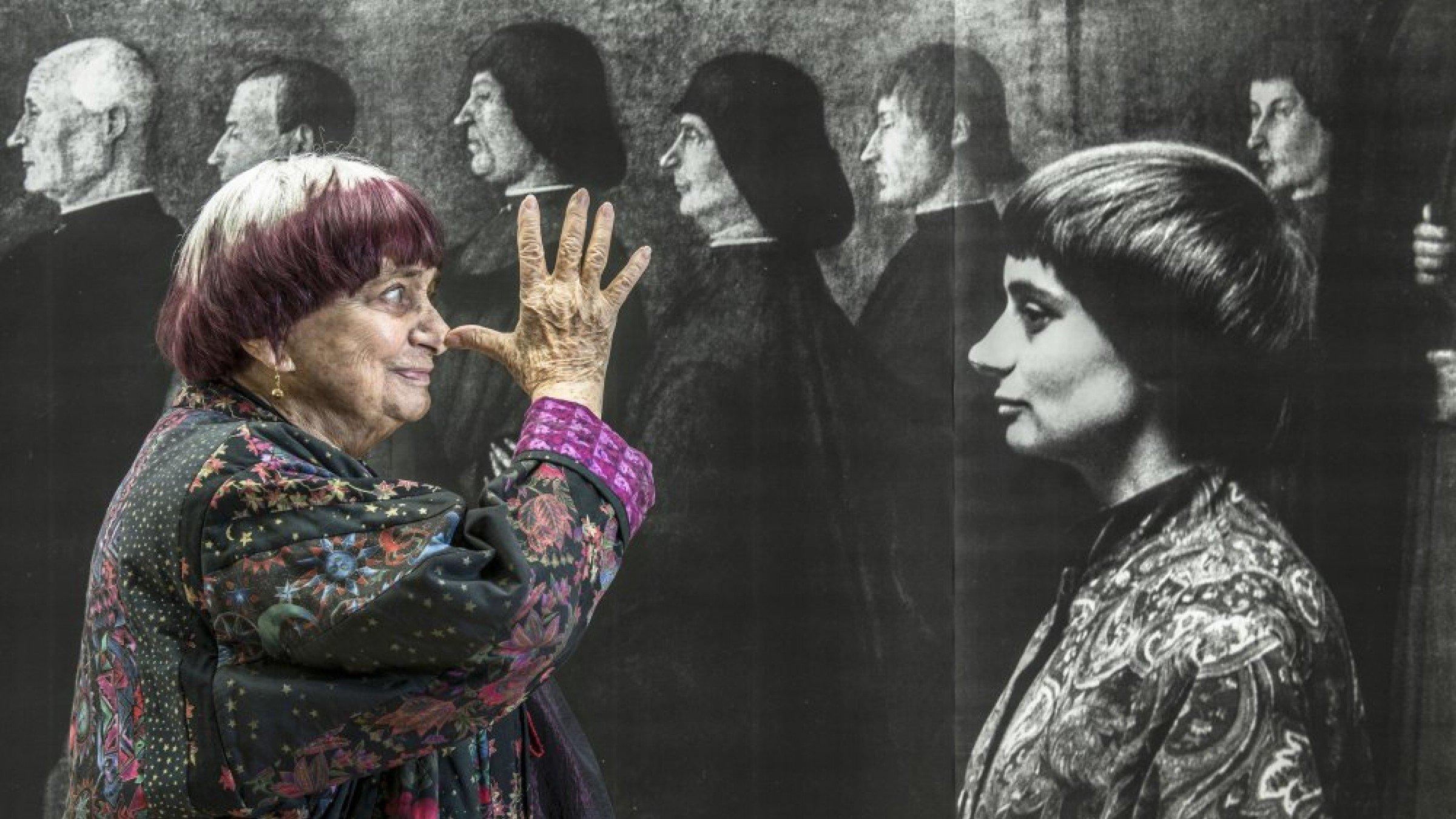 Agnes Varda In Faces Places