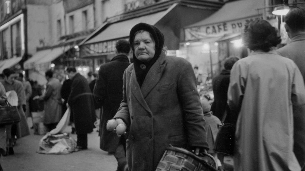 Agnes Varda LOPERA MOUFFE (1958)