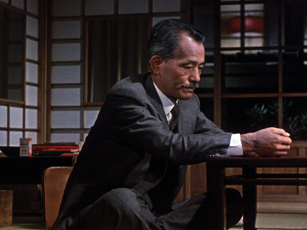 Ozu's last film and one of this best films - An Autumn Afternoon watched in 2020