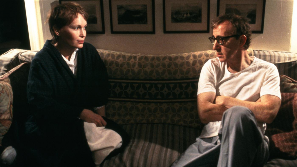 Woody Allen 01 Husbands and Wives