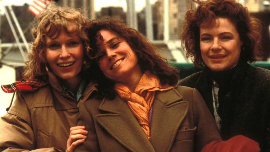 Woody Allen 9 Hannah and Her Sisters