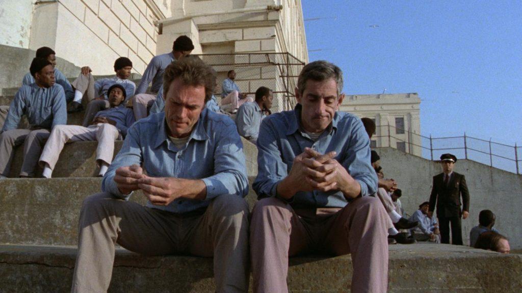 Escape from Alcatraz (1976)