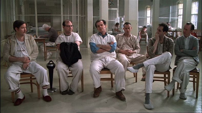 One flew Over the Cuckoo's Nest (1975) Films Like Shawshank