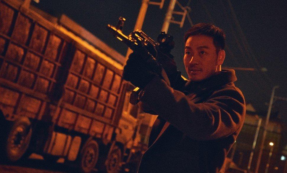 Korean film Time to Hunt (2020) on Netflix