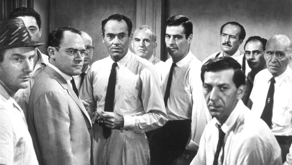 12 Angry Men Movies Within 24 Hours