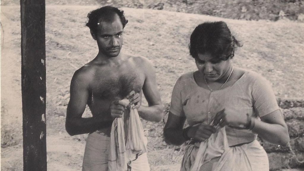 Adoor Gopalakrishnan's Kodiyettam
