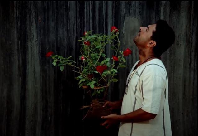 Adoor Gopalakrishnan's Mathilukal
