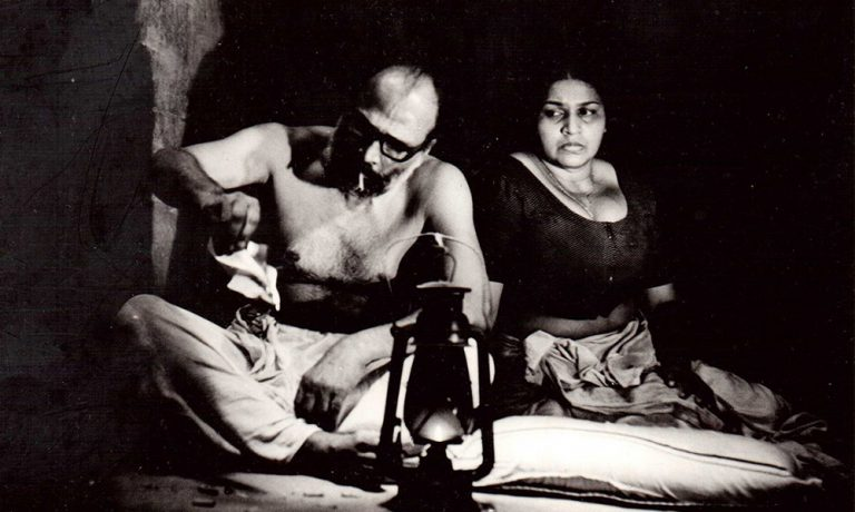 Adoor Gopalakrishnan's Mukhamukham (Face to Face, 1984)