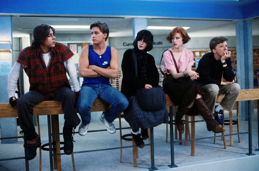 The Breakfast Club (1985) Movies Within 24 Hours