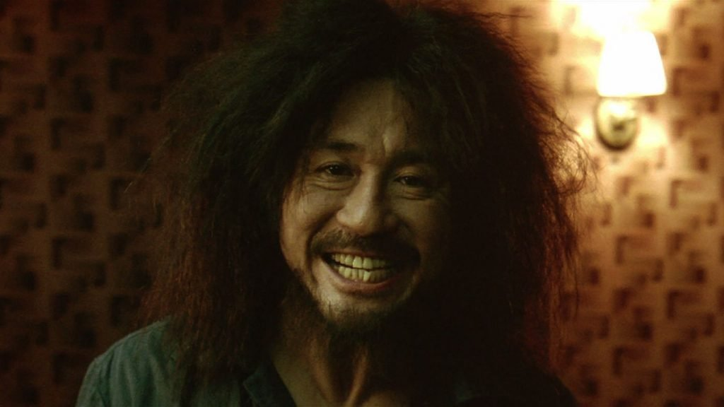 Park Chan-wook's Old Boy 2003