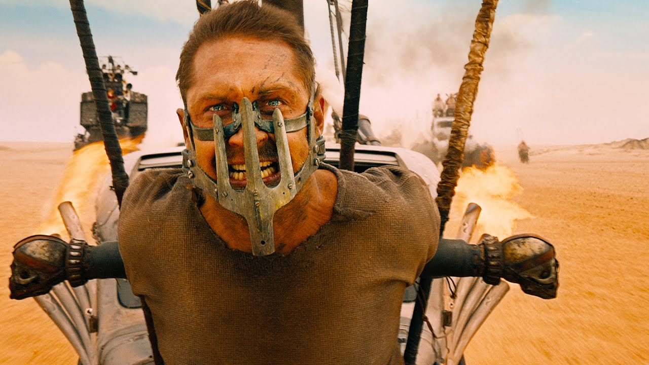 Great Movies on HBO Max 03 Mad Max Fury Road