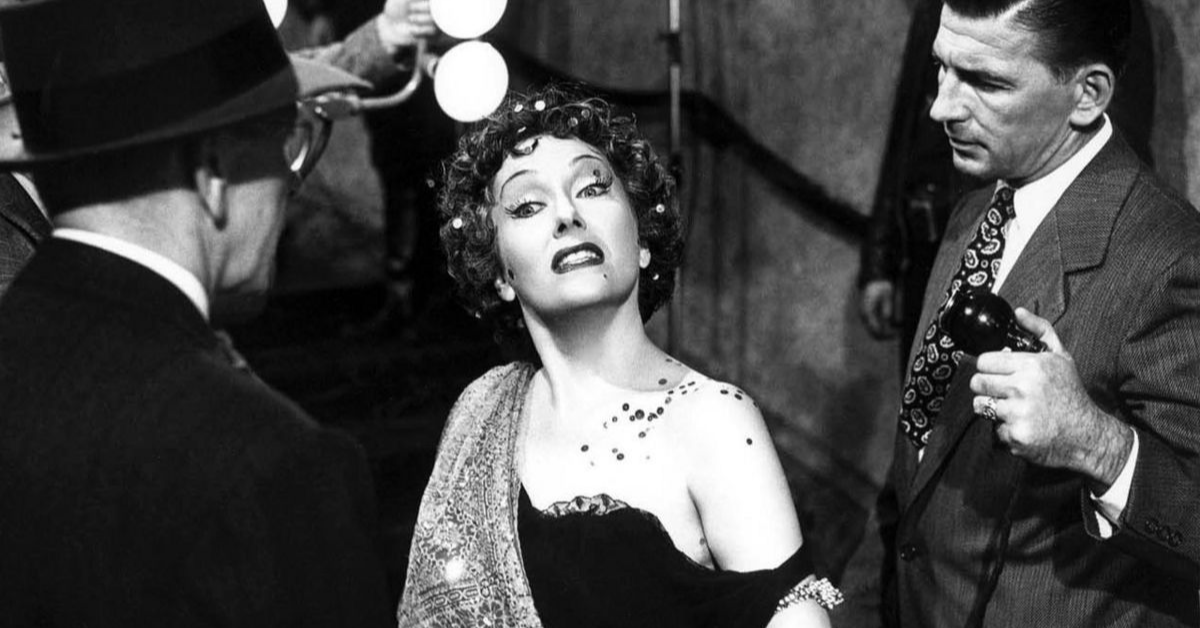 Movies About Writers - SUNSET BOULEVARD (1950)