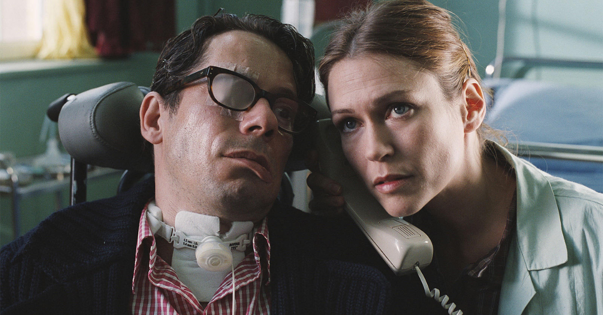 Movies About Writers - THE DIVING BELL AND THE BUTTERFLY (2007)